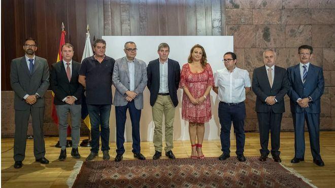 Clavijo presenta la nueva Estrategia Canaria de Activación para el Empleo