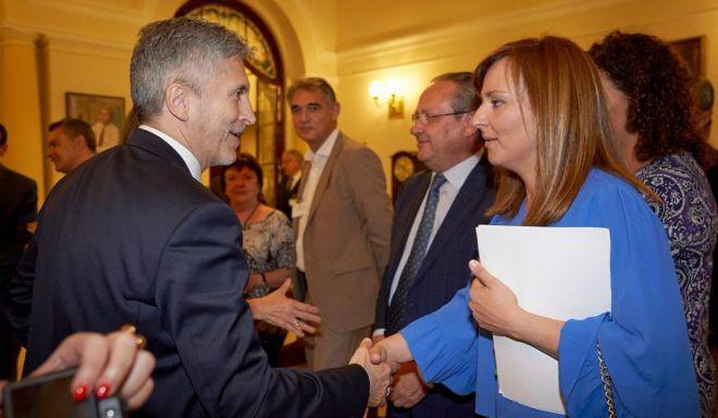 Nieves Lady Barreto solicita a Grande-Marlaska que se cubran las plazas de Policía en Canarias