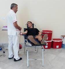 El ICHH comienza la campaña de extracción de sangre en el Parlamento de Canarias