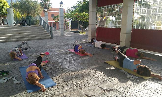 El COFC destaca la importancia de la fisioterapia en el envejecimiento activo
