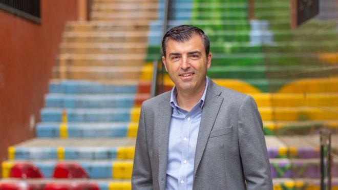 Manuel Domínguez pide a Carlos Alonso que no contamine más sobre las aguas residuales