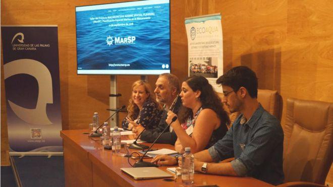 Canarias contará con un primer proyecto piloto de zonificación espacial marina a finales de 2019