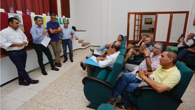 Narvay Quintero apuesta por el producto local como fórmula para impulsar el sector primario de las Islas