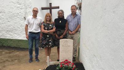 Mazo recibe la visita diplomática de la cónsul británica
