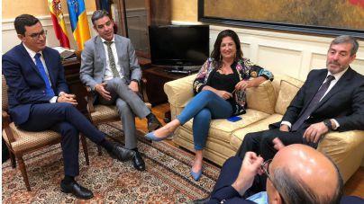Belén Allende solicitará a la UE una OSP marítima entre El Hierro y La Palma