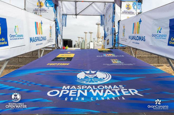 Los franceses Oceane y Olivier triunfan en Maspalomas
