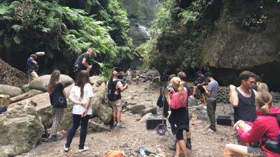 La Palma acogerá tres nuevos rodajes audiovisuales nacionales e internacionales