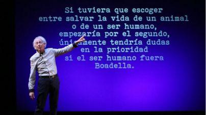 Albert Boadella actúa por primera vez en el Teatro Circo de Marte