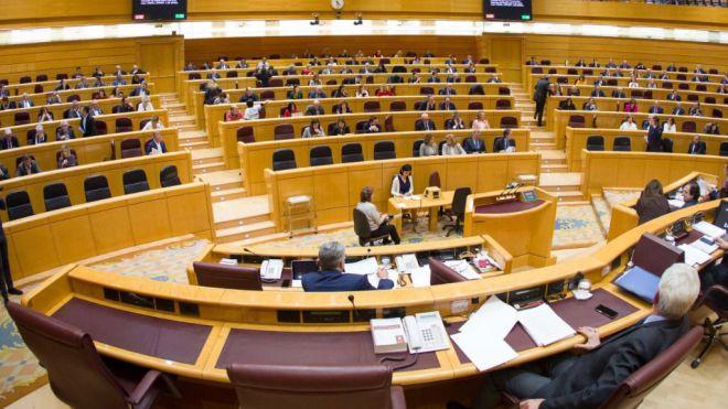 El REF supera la Comisión de Hacienda del Senado y será aprobado en el próximo Pleno