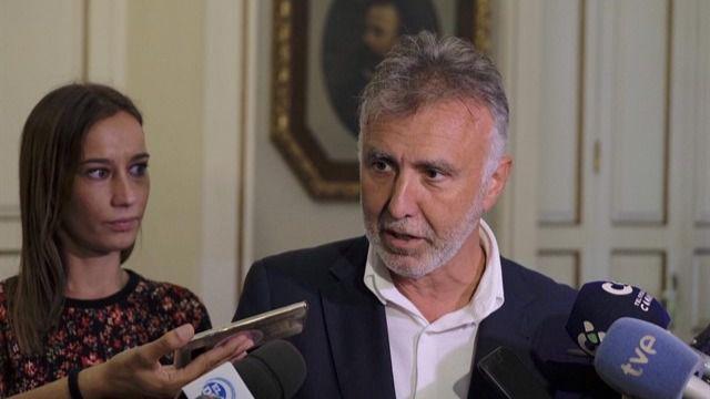 Torres ve 'inaceptable' la 'bronca permanente' de Clavijo