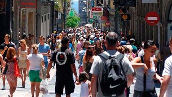 Canarias, segunda Comunidad donde más crecerá la población hasta 2033