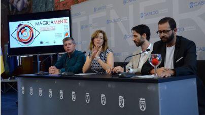 Magia y ciencia en el segunda edición del Festival Internacional de NeuroMagia 'Mágicamente'