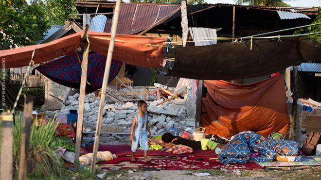 El Cabildo concederá 52.000 euros a Unicef y Balance World para atender a los afectados por los terremotos y el tsunami en Indonesia