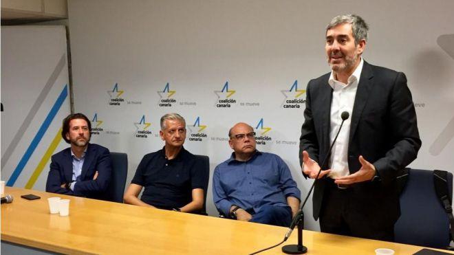 """CC de Tenerife apela a la unidad de la militancia como la """"identidad"""" y la fortaleza del partido"""