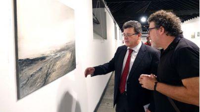 El pintor Guillermo Vázquez expone sus últimas creaciones en la sala Los Lavaderos