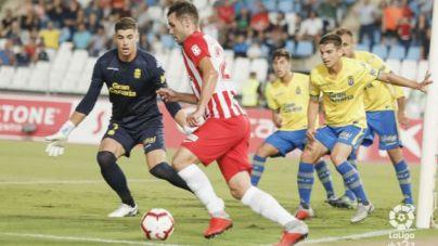 Derrota en Almería (3-0)