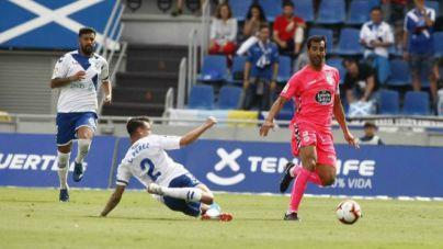 El Tenerife abonado al empate