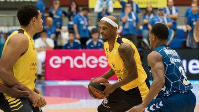 El Iberostar Tenerife gana al Delteco Gipuzkoa Basket en la prórroga
