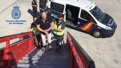 La Policía Nacional detiene en Madrid al líder de una organización internacional de narcotraficantes