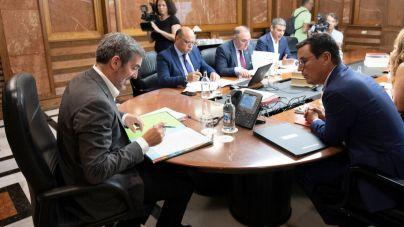 Los cabildos se harán cargo de la gestión de los parques Garajonay y La Caldera de Taburiente