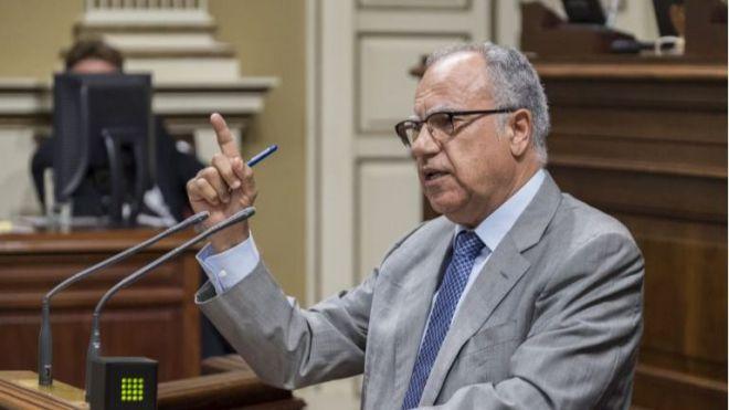 Curbelo pide a Canarias asegurar las compensaciones del REF y del Estatuto de Autonomía en los PGE