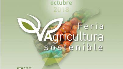 Guía de Isora acoge la Feria de Agricultura Sostenible