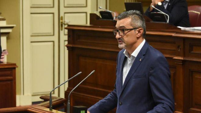 Marciano Acuña solicita al Estado la mejora de los sistemas de vigilancia en Lanzarote