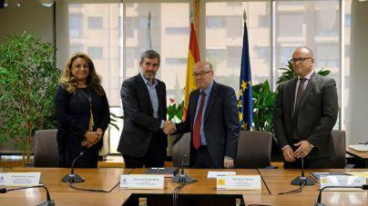 Canarias formaliza con el Estado 42 millones adicionales para las personas desempleadas con más dificultades