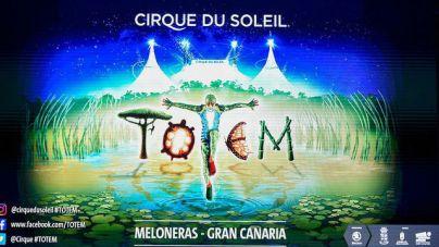 Gran Canaria, única sede española del Circo del Sol en verano y única que valora como sede permanente en Europa