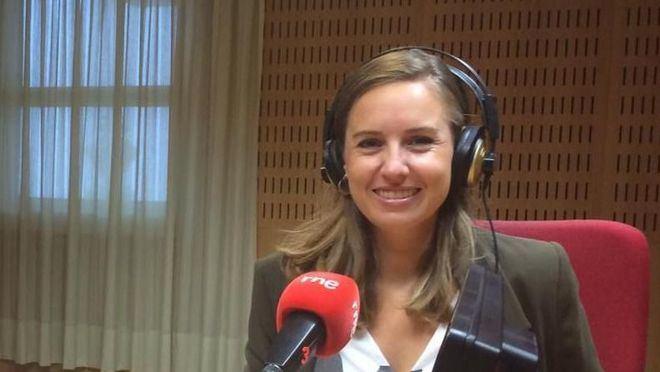 """Melisa Rodríguez: """"Con o sin reforma electoral, Ciudadanos entrará con fuerzas en el Parlamento de Canarias"""""""