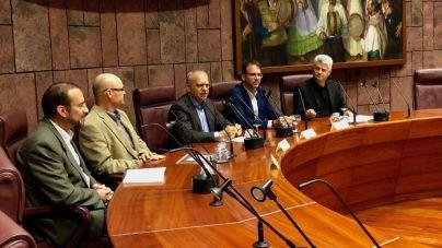 Marcial Morera presentó el libro 'Silbo gomero o arte de hablar silbando'