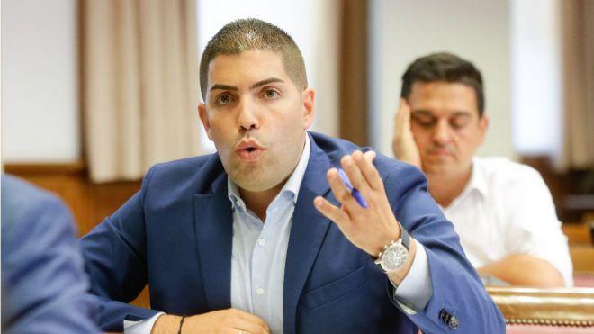 """Rodríguez Cejas denuncia en el Senado la creciente proliferación de """"pobres con trabajo"""""""