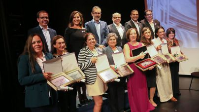 La ganadera y quesera majorera Felipa Valdivia premio a la Mujer Rural Canaria 2018