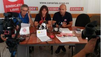 Los trabajadors de Correos de Santa Cruz de Tenerife llamados a nuevos paros en noviembre