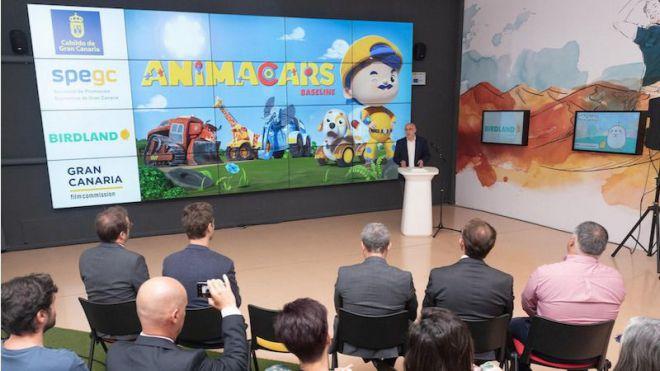 Amuse creará en Gran Canaria Birdland, su principal estudio de animación con 50 nuevos puestos de trabajo