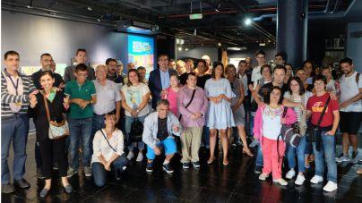 El museo Elder acoge una gran exposición que muestra del talento artístico de las personas con discapacidad