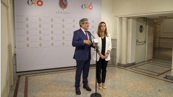 NC destaca que el nuevo Estatuto, sistema electoral y REF contribuirán al progreso de Canarias