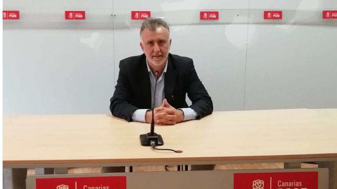El PSOE celebra que el Gobierno de Pedro Sánchez culmine la agenda canaria