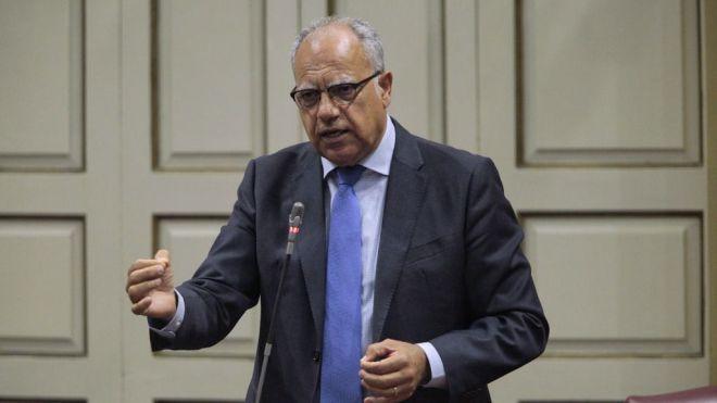 """Curbelo: """"La mejora de las infraestructuras sanitarias del sur de Tenerife debe ser una prioridad para el Gobierno"""""""