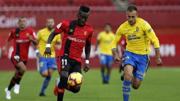 Las Palmas perdona al Mallorca (2-2)
