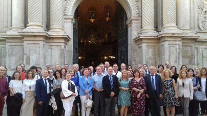 El Consejo de Patrimonio Histórico celebrado en Elx, Alicante, pone en común programas de actuación