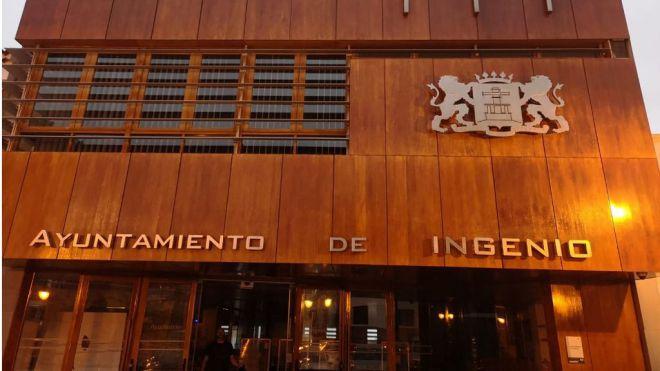UGT exige al Ayuntamiento de Ingenio el abono de las horas extras y recuperar las 35 horas