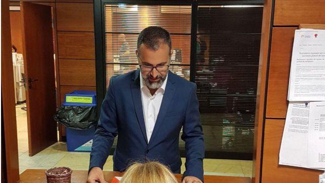 Cs pide al Parlamento de Canarias que inste a pedir el requerimiento del 155 y condene la violencia en Cataluña