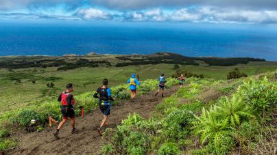 La Maratón del Meridiano dentro de las Golden Trail National Series impulsada por Salomon