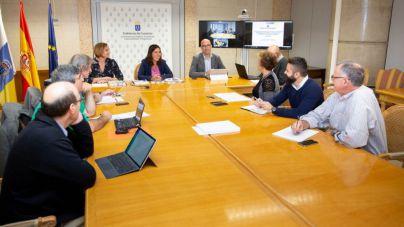 Política Territorial presenta el nuevo Pevolca al Comité Científico de Fenómenos Volcánicos