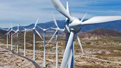 La energía eólica bate récords de generación en Canarias