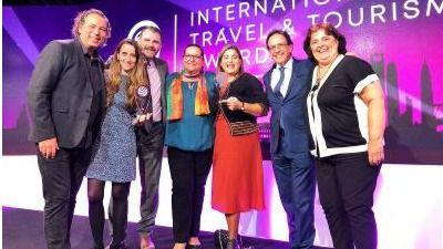 La promoción de Canarias se convierte en la más premiada de la World Travel Market de Londres