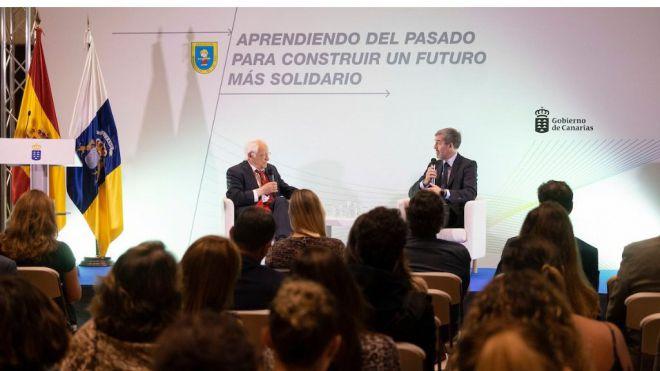Mensajeros de la Paz en Canarias celebra sus 18 años en las Islas con una jornada de análisis social