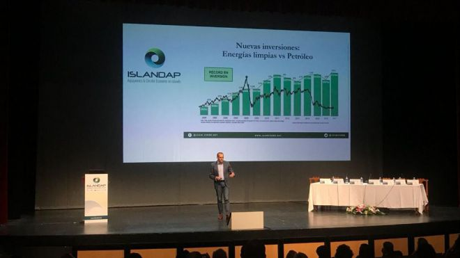Canarias se postula como vivero experimental de proyectos de I+D+I para desarrollar la economía circular