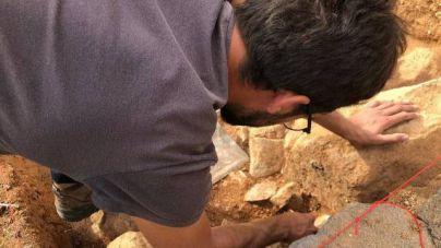 Los primeros sondeos arqueológicos en San Buenaventura arrojan indicios de restos hasta ahora desconocidos
